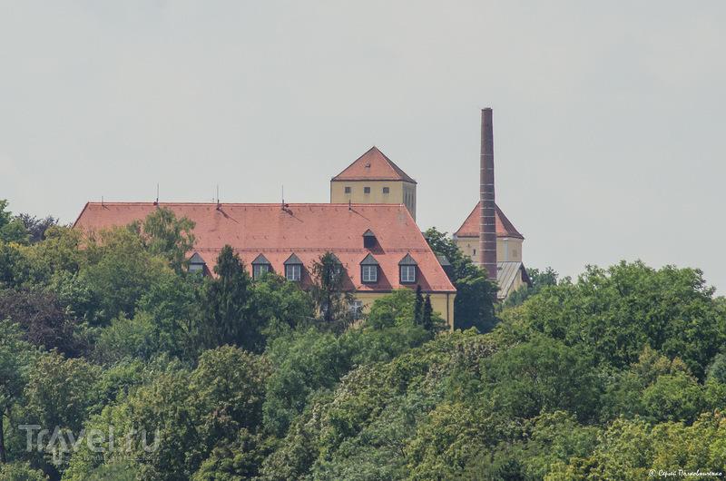 Штрихи к портрету Германии. Фрайзинг / Германия