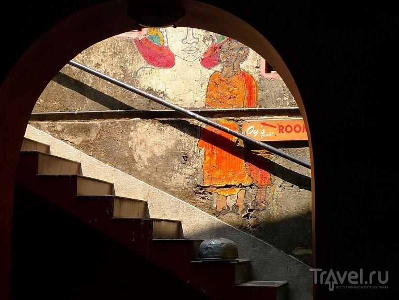 Форт-Кочи - европейский уголок в отдельно взятом городе творцов и художников / Фото из Индии