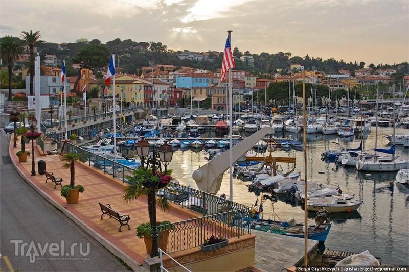 Порт Сан-Жен, Франция / Фото из Франции