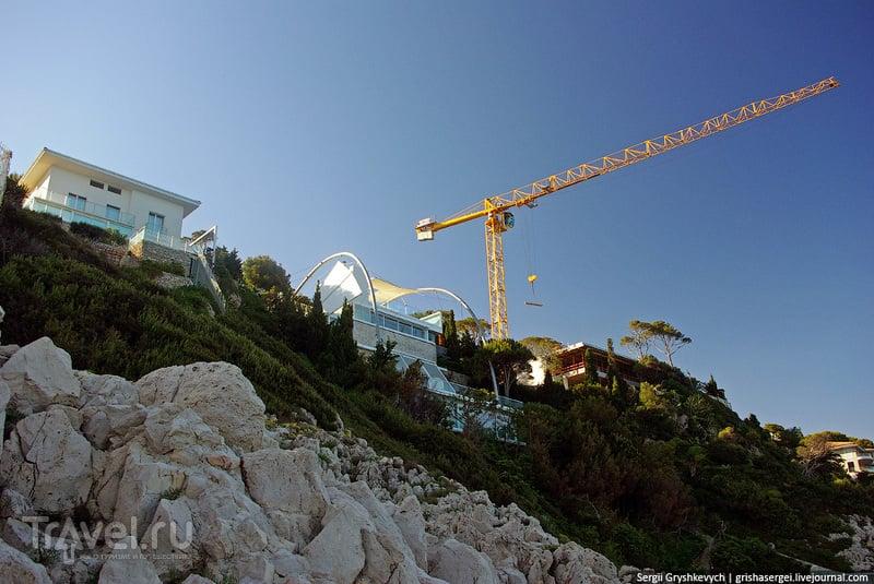Кап-Ферра: прогулка вокруг самого элитного дачного кооператива в мире / Фото из Франции