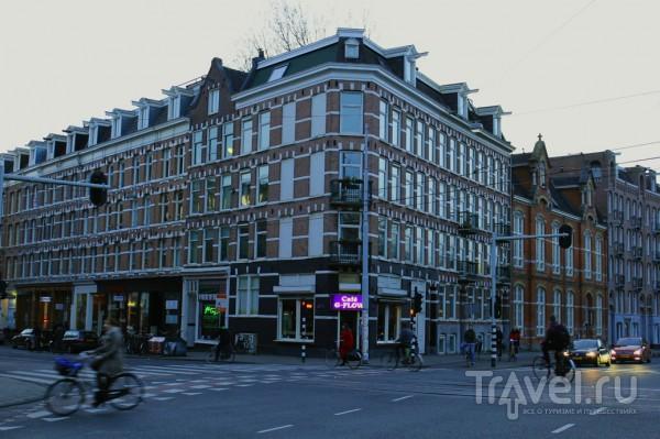 Амстердам. Общие впечатления / Нидерланды