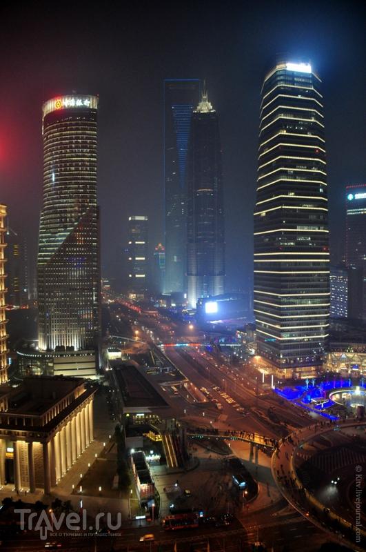 Шанхай XXI века / Китай