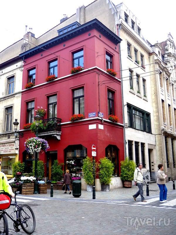 Брюссель - столица Европы / Бельгия