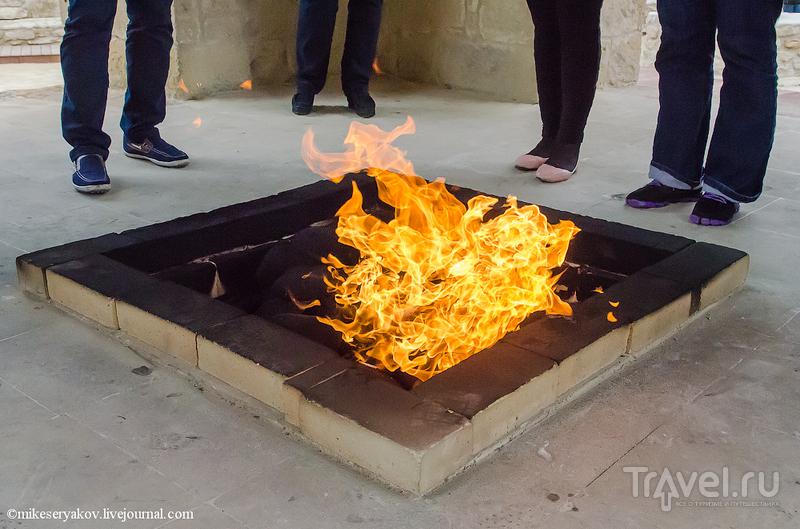 Огни Азербайджана / Азербайджан