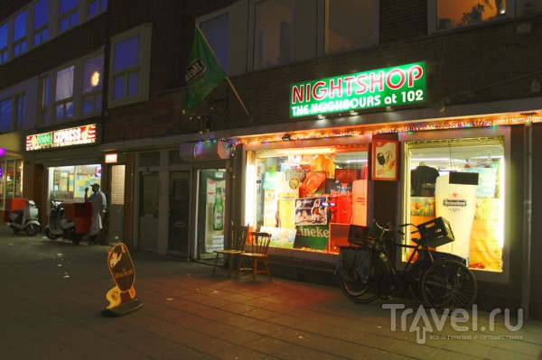 Амстердам. Практические советы / Нидерланды