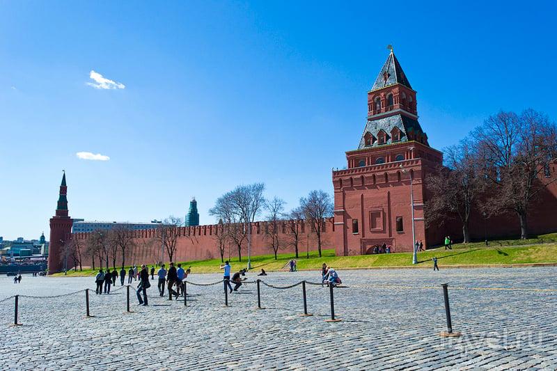 Кремль в Москве, Россия / Фото из России