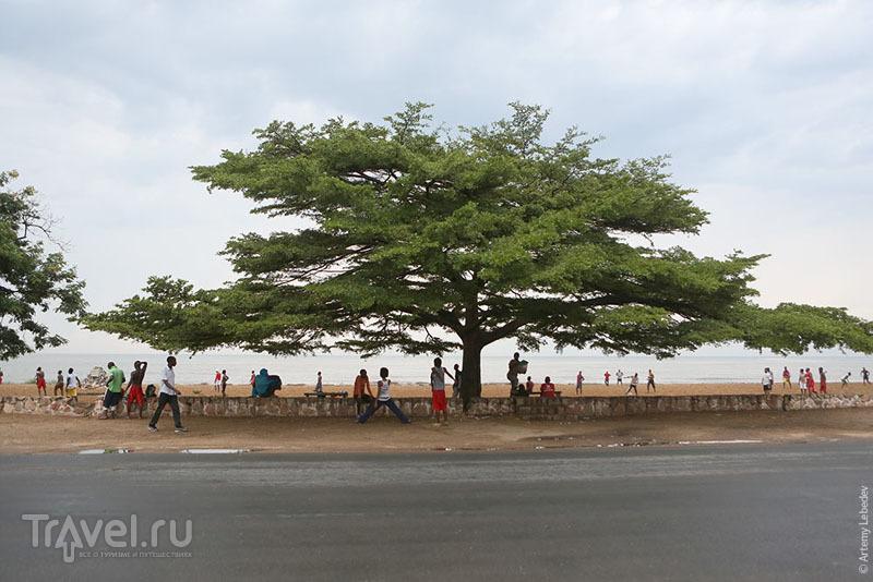 Озеро Танганьика, Бурунди / Фото из Бурунди