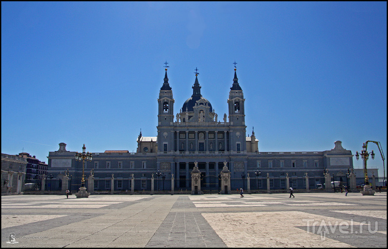 Мадрид за 10 часов / Фото из Испании