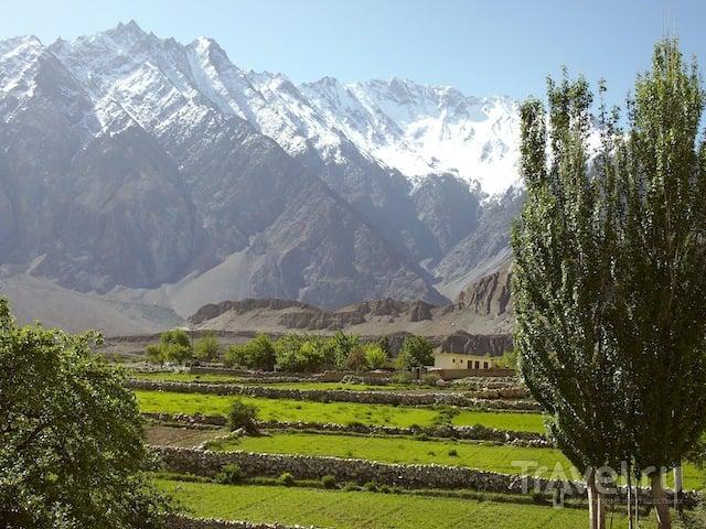 Долина реки Хунза, Пакистан / Фото из Пакистана