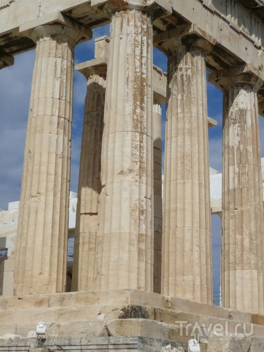 Афины. Акрополь / Греция