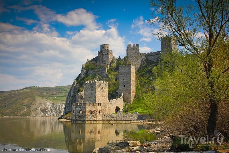Голубацкая крепость, Сербия / Фото из Сербии