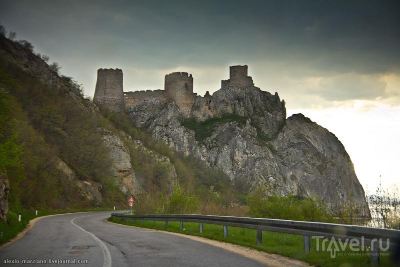 Национальный парк Джердап. Крепость / Фото из Сербии