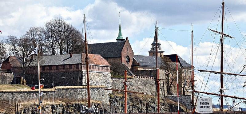 Замок Акерсхус в Осло, Норвегия / Фото из Норвегии