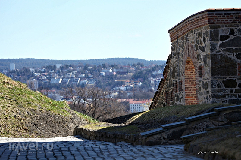 Норвежский замок Акерсхус - история в камне / Фото из Норвегии
