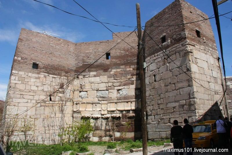 Укрепления Ичкале в Анкаре, Турция / Фото из Турции