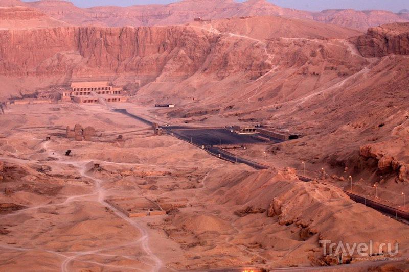 Храм Хатшепсут, Египет / Фото из Египта