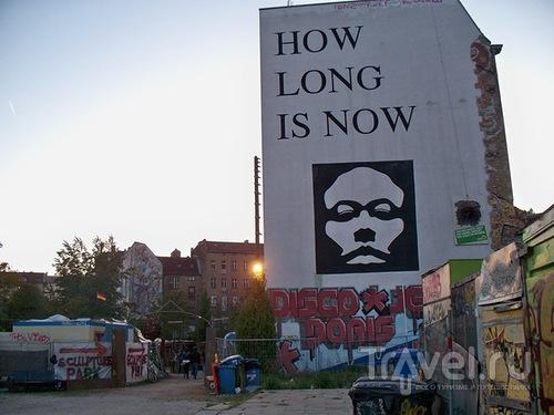 Зачем ехать в Берлин в мае / Германия
