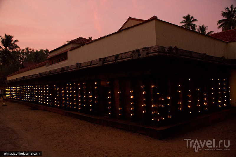 Варкала: наша индийская свадьба и 2000-летний храм Вишну / Фото из Индии