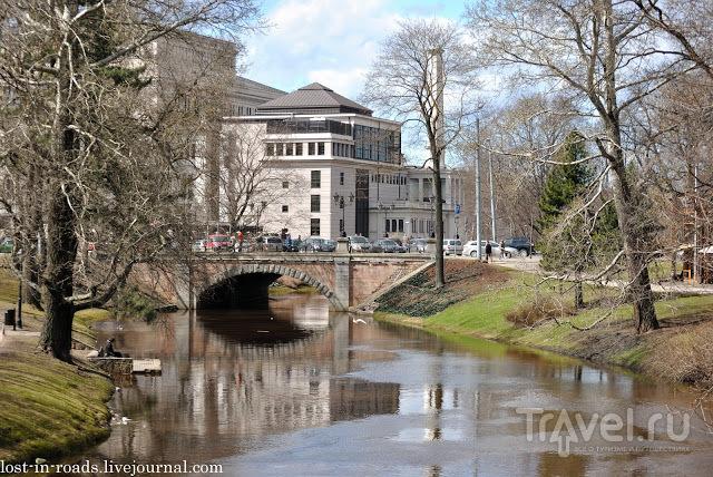 В городе Рига, Латвия / Фото из Латвии