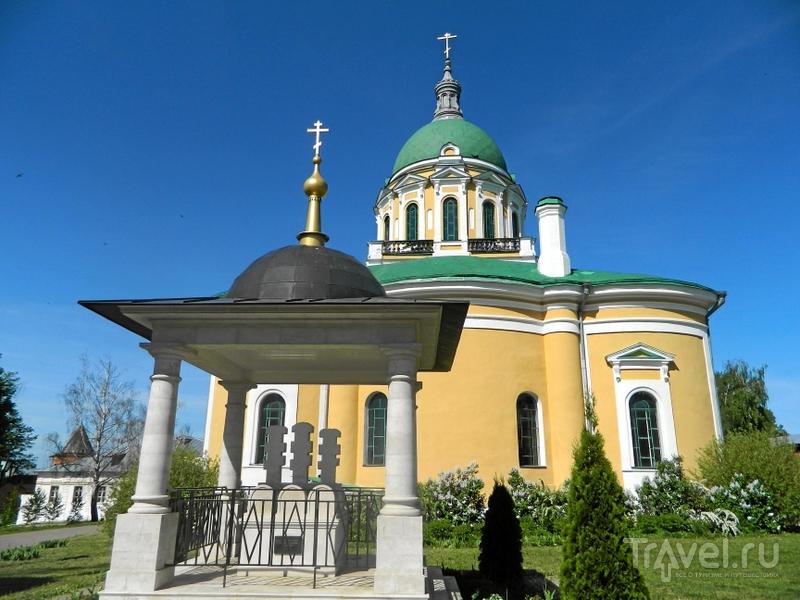 Иоанно-Предтеченский собор в Зарайске, Россия / Фото из России