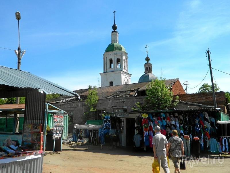 Троицкая церковь в Зарайске, Россия / Фото из России