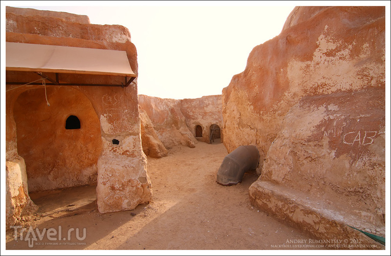 Джип-сафари по Сахаре. Путешествие на планету Татуин / Фото из Туниса