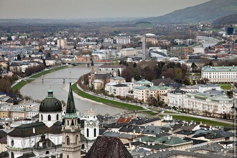 Зальцбург, Австрия / Фото из Австрии