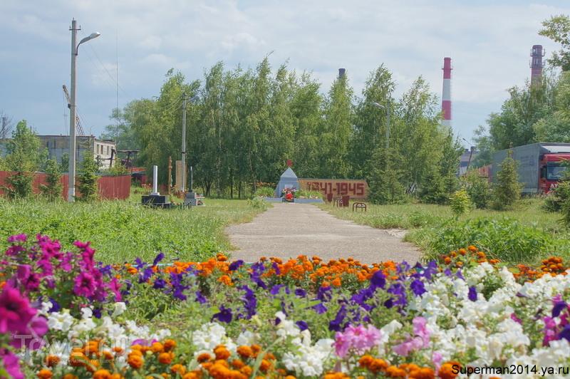 Деревня Давыдово / Россия