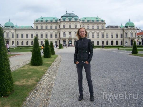 По дороге в Вену: Зноймо / Чехия
