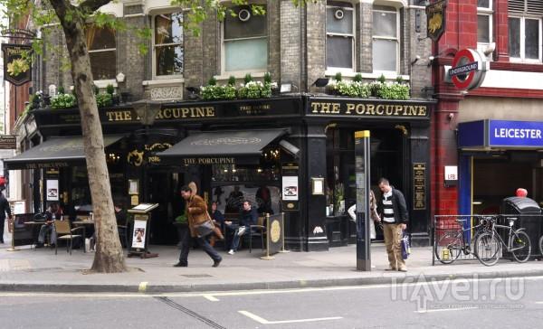 Такой разный Лондон / Великобритания