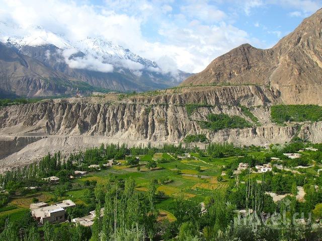 Ракапоши, Пакистан / Фото из Пакистана