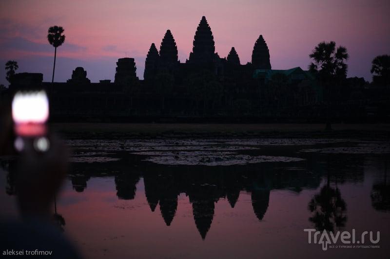 Ангкор-Ват, Камбоджа / Фото из Камбоджи