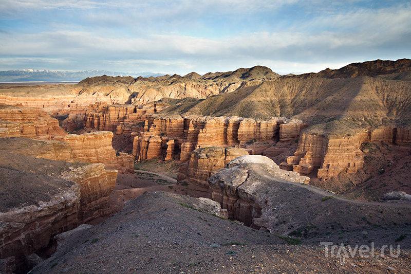 Чарынский каньон, Казахстан / Фото из Казахстана
