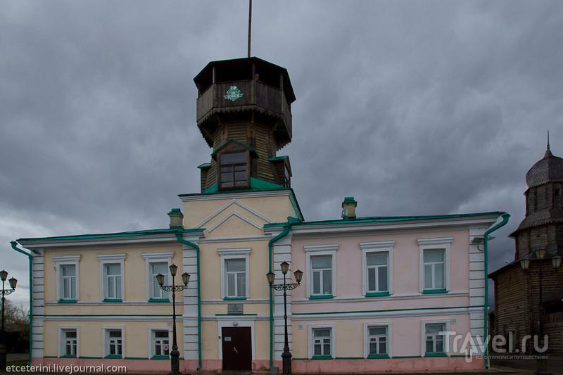 Музей истории Томска на Воскресенской горе, Россия / Фото из России