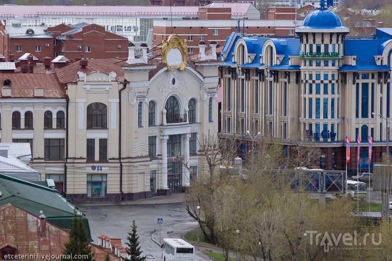 Второвский пассаж в Томске, Россия / Фото из России