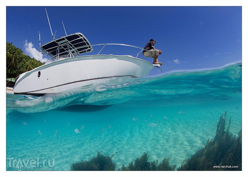 Фиджи. Прикоснуться к раю / Фото с Фиджи