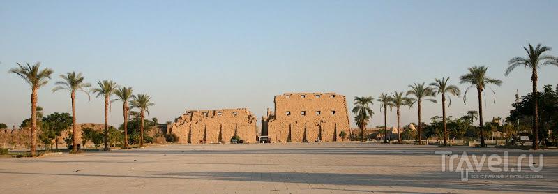 Карнакский храм в Египте / Фото из Египта