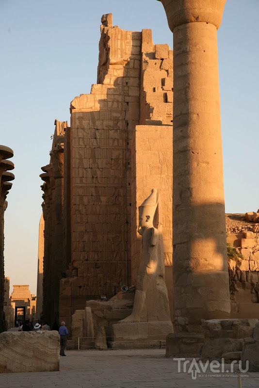 Египет. Карнакский храм / Фото из Египта