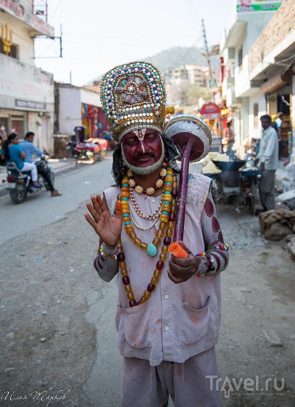 Волосы Риши. Индия / Фото из Индии