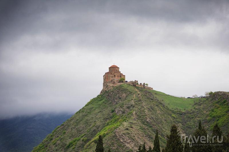 Монастырь Джвари, Грузия / Фото из Грузии