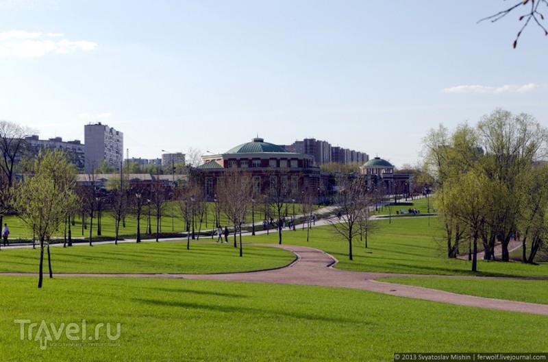 Прогулка в Царицыно / Россия