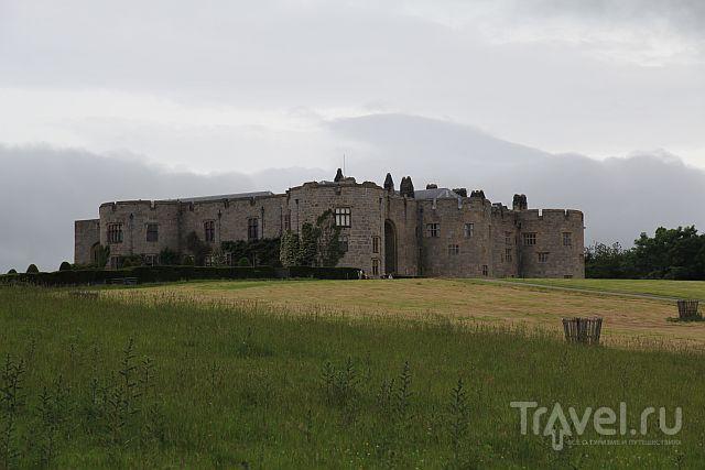 Уэльс: замок Чирк и окрестности / Великобритания