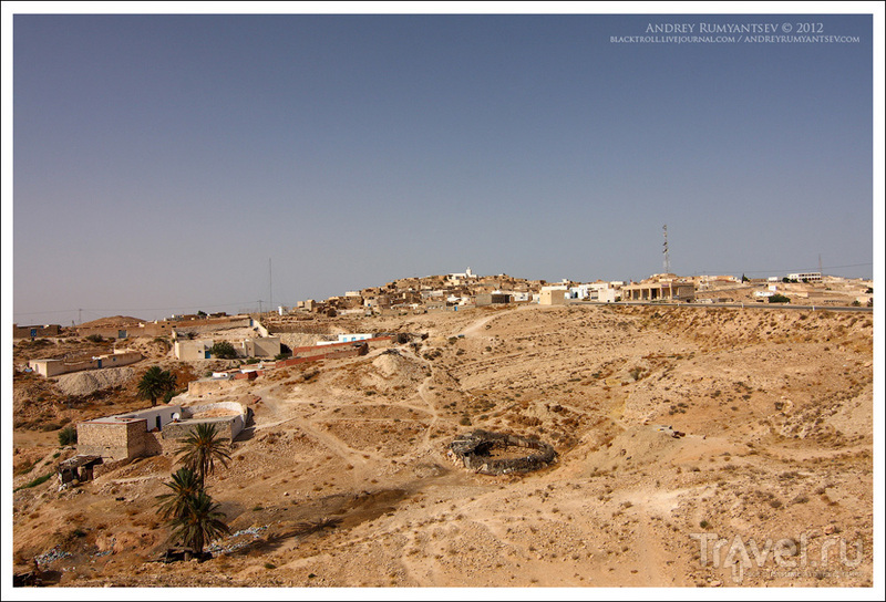 Арабская сказка - Тунис, г. Тамезрет (Tamezret) / Фото из Туниса