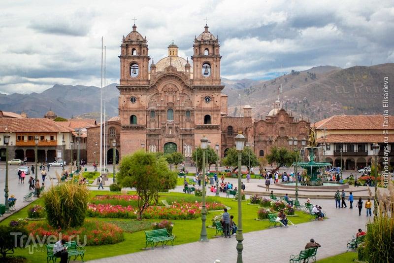 В городе Куско, Перу / Фото из Перу
