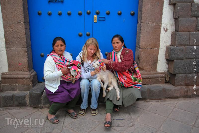 Город Куско / Фото из Перу