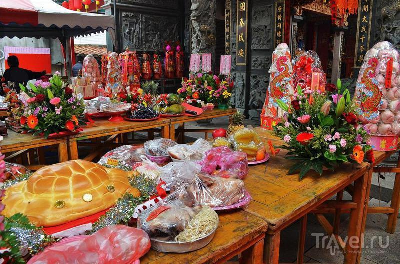 Как мне удалось найти на Тайване то, что так и не увидел в Китае / Фото из Тайваня