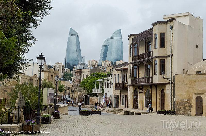 Ичери-Шехер - Старый Баку / Фото из Азербайджана