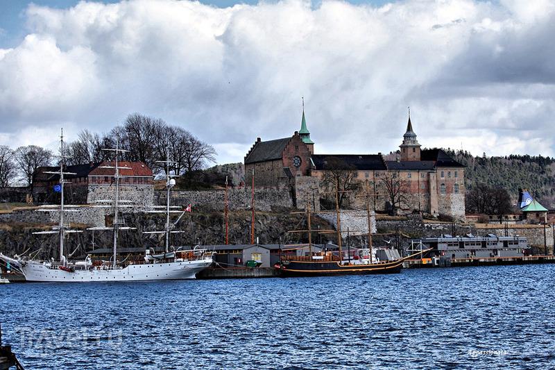 Столица Норвегии - Осло - Tigerstaden / Фото из Норвегии