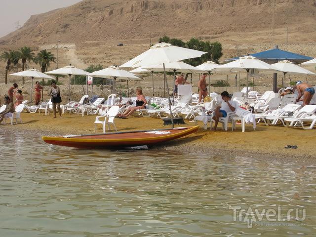 Мёртвое море / Израиль