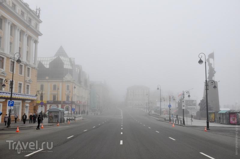Улица Светланская во Владивостоке, Россия / Фото из России